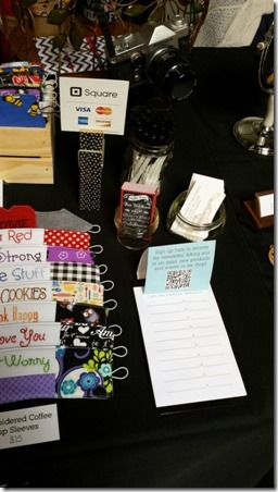 Crafty Staci Booth at Siren Nation 2