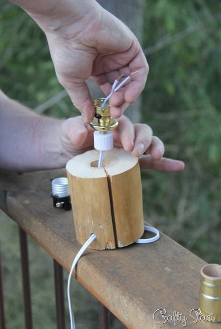 Adding socket cap