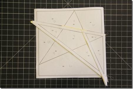 Foundation Paper Piecing - Crafty Staci 4