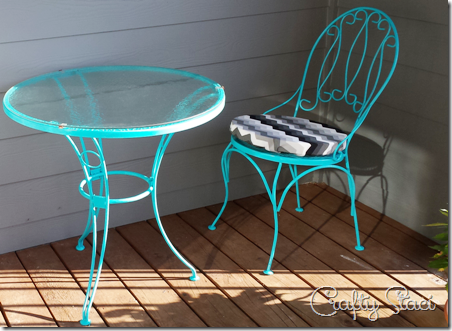 Easy Round Cushion Covers - Crafty Staci 9