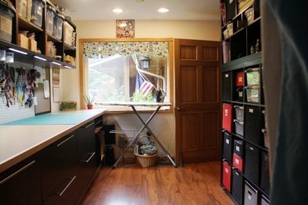 Craft Room Remodel