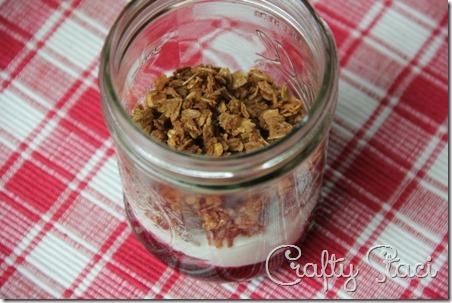 Greek Yogurt and Berries Parfait - Crafty Staci 7