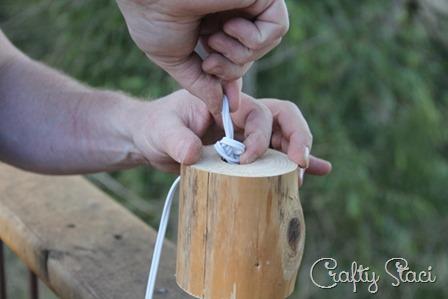 Knotting cord
