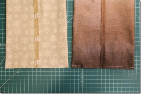 Second seam - Crafty Staci