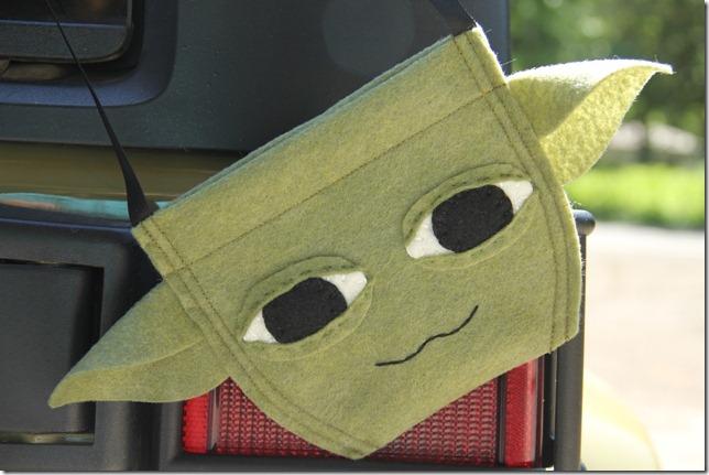 Yoda Bag - Crafty Staci 13