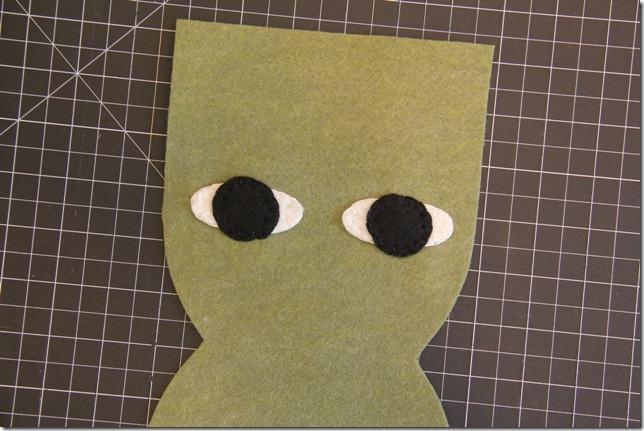Yoda Bag - Crafty Staci 5