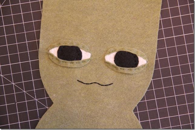 Yoda Bag - Crafty Staci 7