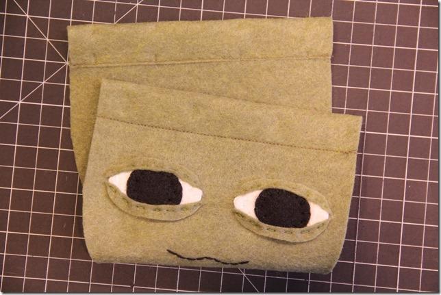 Yoda Bag - Crafty Staci 9