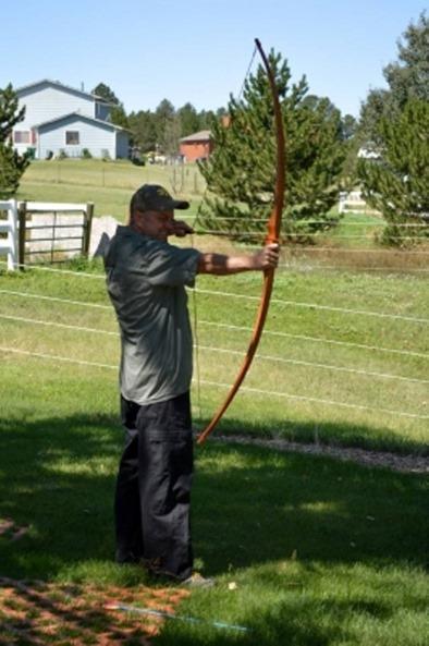 Homemade Long Bow from Survivalist Prepper