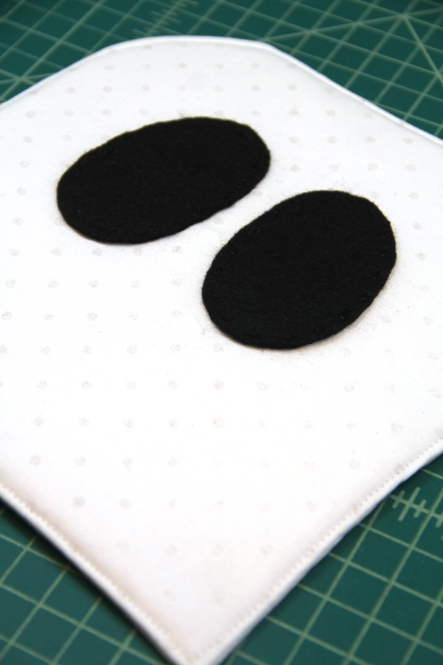 FInishing ghost hot pad