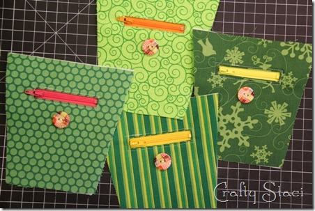 Christmas Countdown Banner - Crafty Staci 10