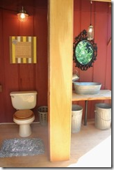 Outdoor Wedding Bathroom - Crafty Staci 11