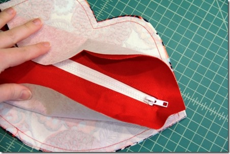 Sewing lining - Crafty Staci