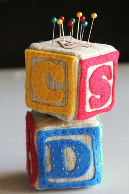 Alphabet Block Pincushion - Crafty Staci (2015_11_18 16_02_27 UTC).JPG