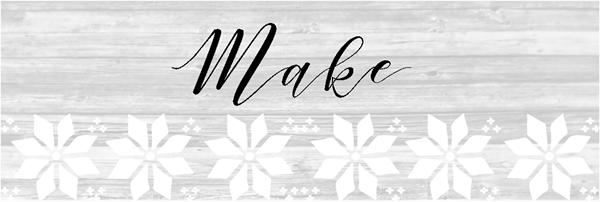 Make Winter 2017