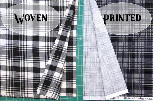 Woven Pattern Fabric vs Printed Pattern Fabric