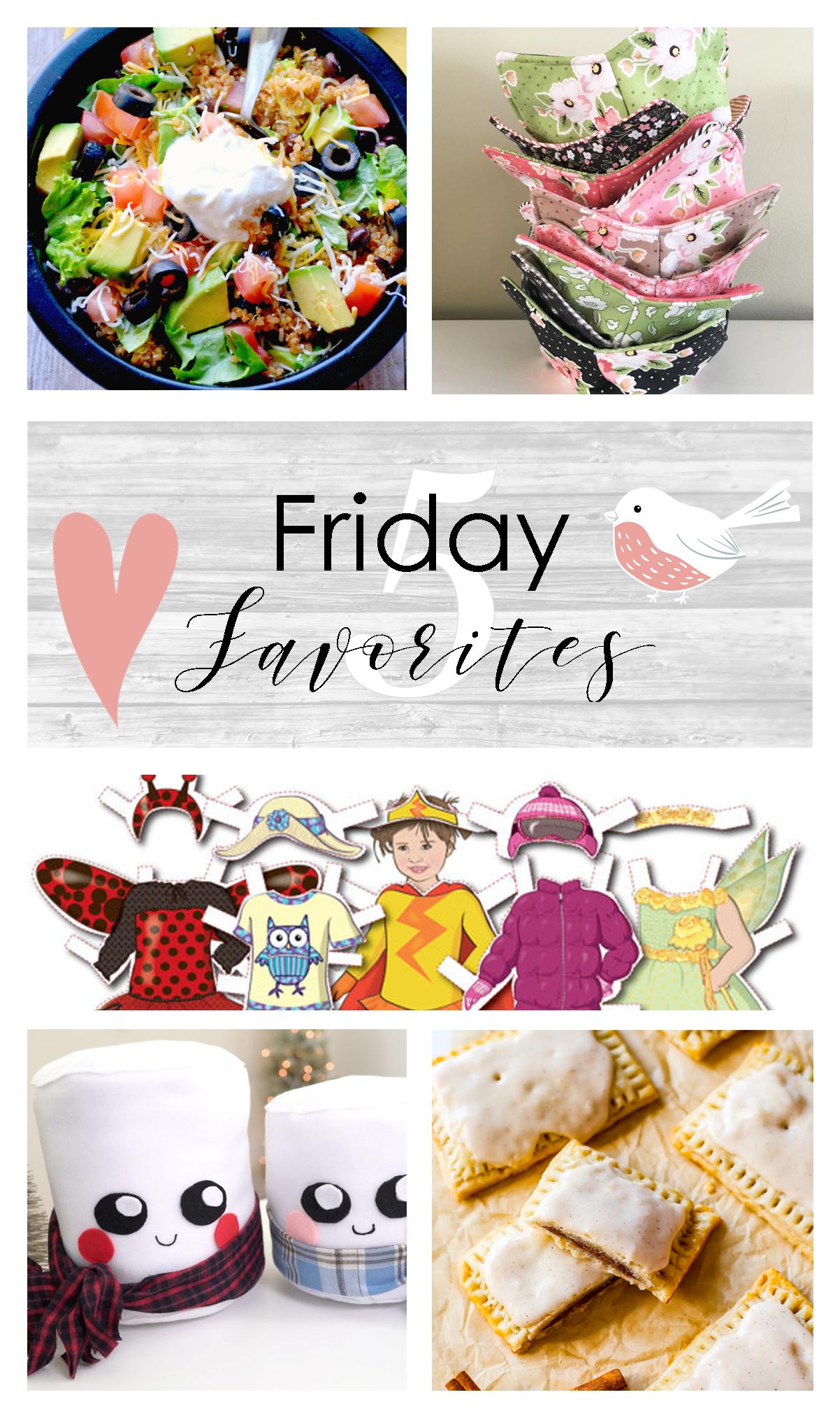 Friday Favorites 1.20.17
