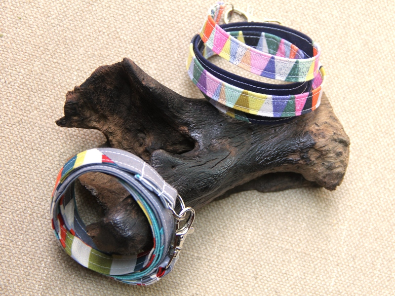 Fabric Wrap Bracelets from Crafty Staci