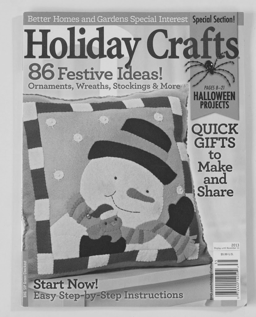 Better Homes and Gardens Holiday Crafts Magazine 2013 BW.png
