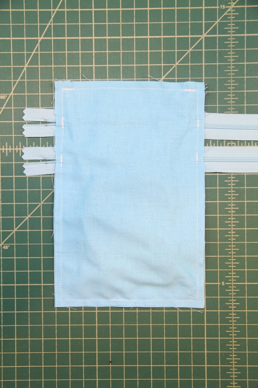 Stitch outer seam