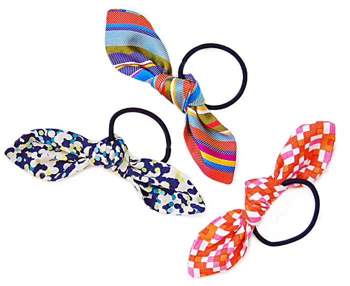Bow Hair Tie from Oliver + S