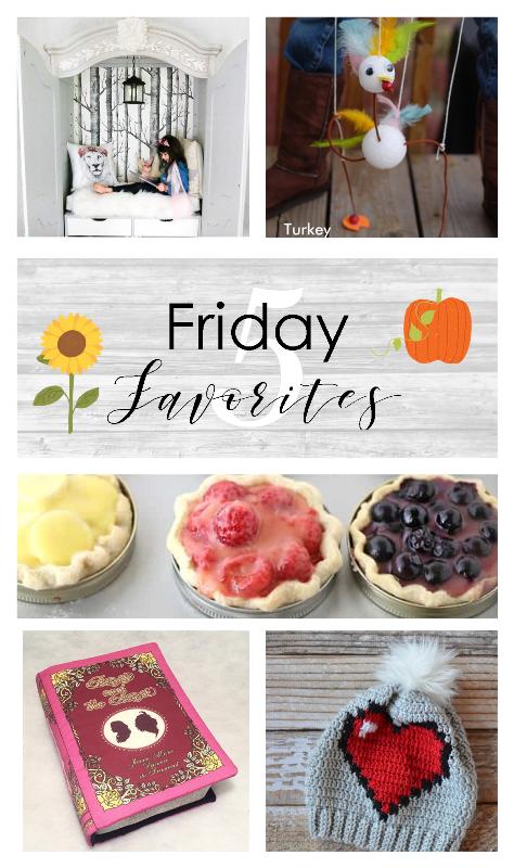 Friday Favorites No. 355