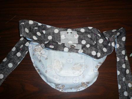 Ninja Monkey Bag added Aug 11 2012 2