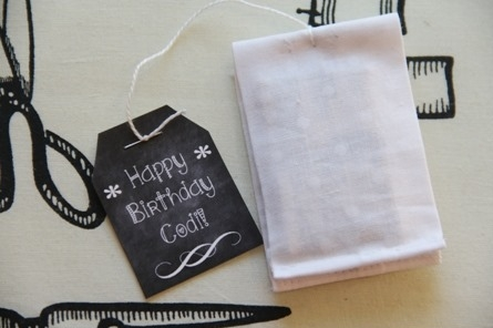 Money Gift Tea Bag 10 - Crafty Staci
