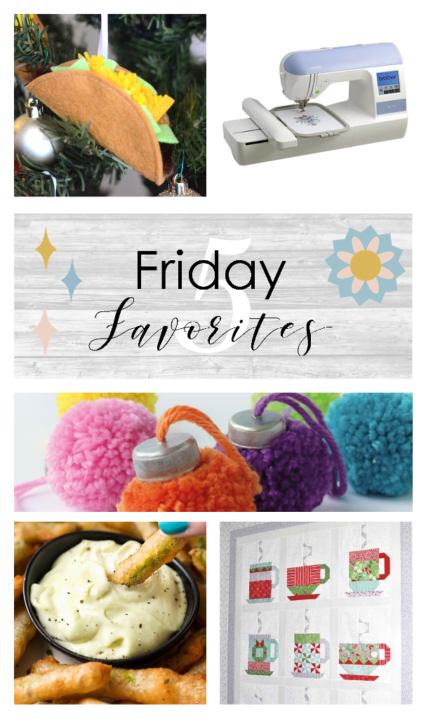 Friday Favorites No. 362