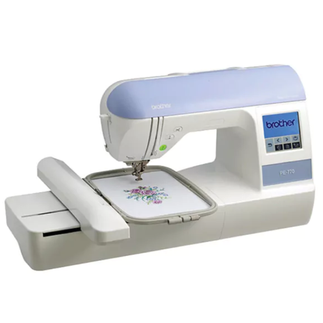 Brother PE770 Embroidery Machine at Overstock.com
