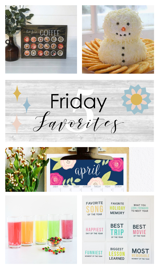 Friday Favorites No. 363