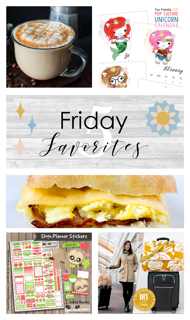 Friday Favorites No. 364
