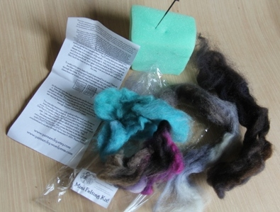 wool felting kit