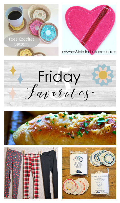 Friday Favorites No. 366