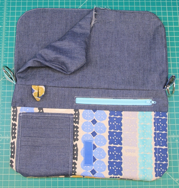 Bag turning right side out