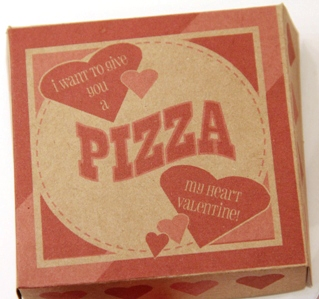 Pizza Box Valentine 5
