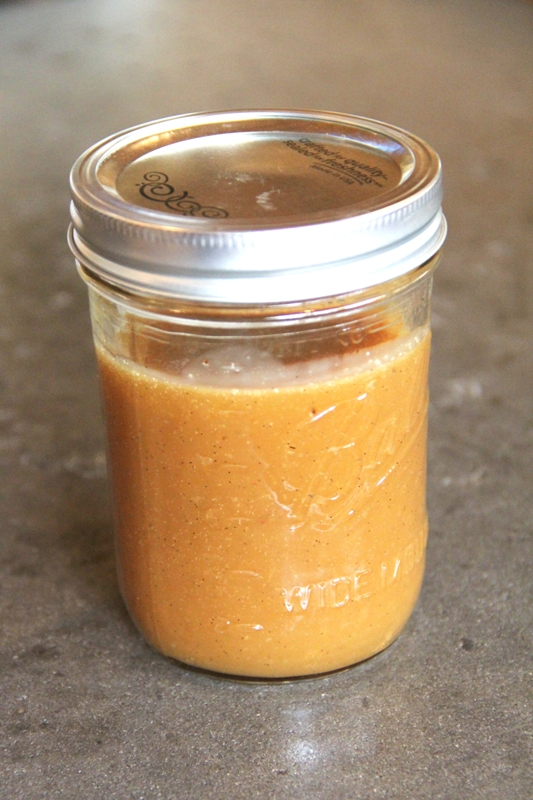 Microwave Caramel Sauce from craftystaci.com
