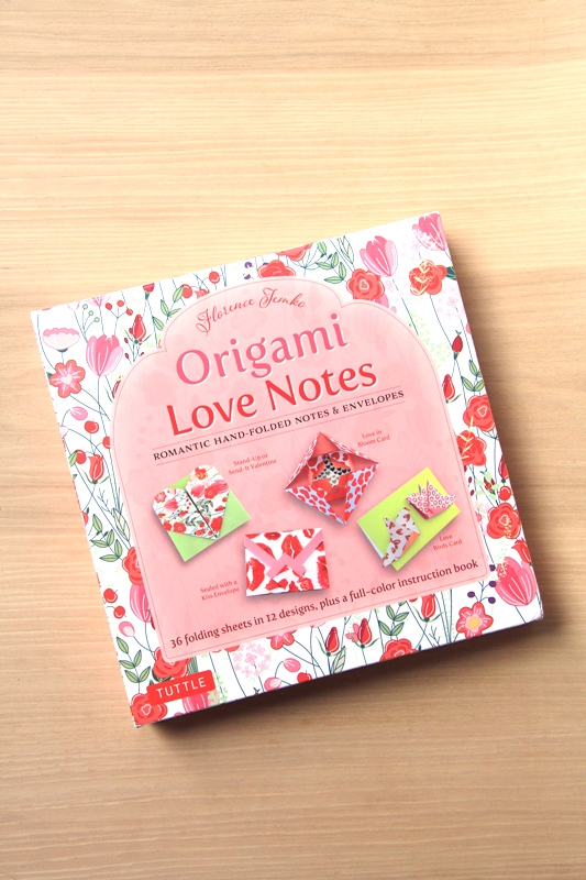 Origami Love Notes Kit by Florence Temko