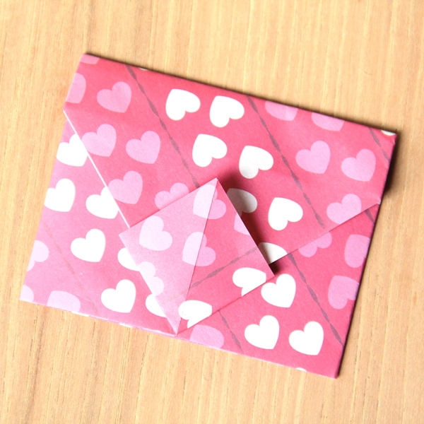 Sealed with a Kiss Envelope