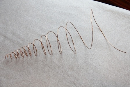 Twisted Wire Carrot - Crafty Staci 5