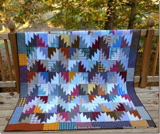 Scrappy Mountain Majesties from Quiltville