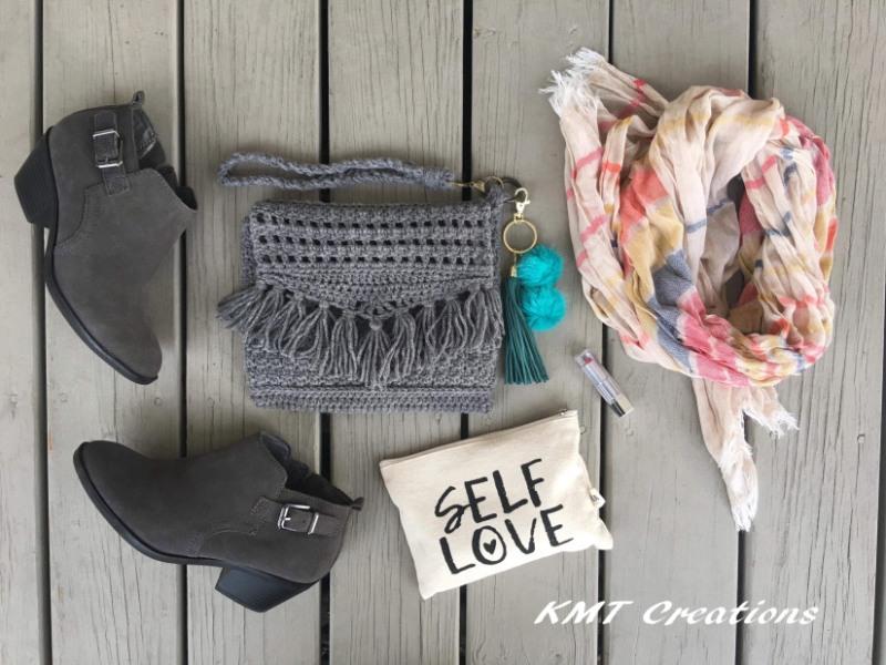 Dayla Crochet Clutch from KMT Creations