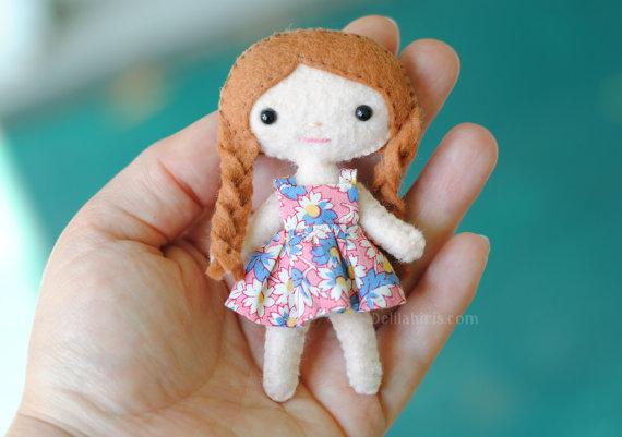 Mini Felt Doll Pattern from DelilahIris on Etsy.jpg