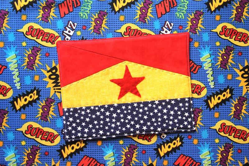Wonder Woman Inspired Mug Mat on craftystaci.com