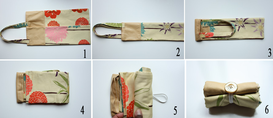 Fold Up Tote from Zaaberry