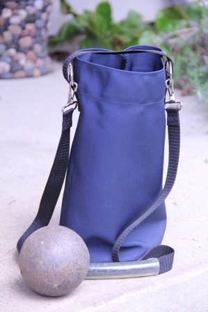 Shot Put Bag from Crafty Staci