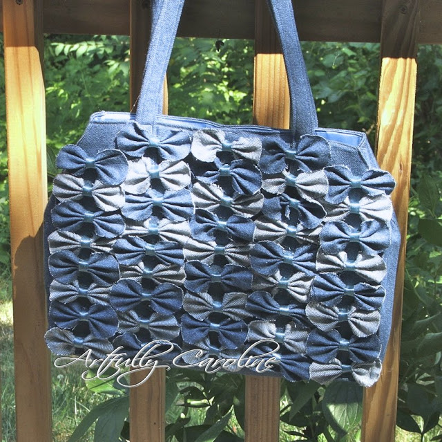 Farfalle Bag from Artfully Caroline