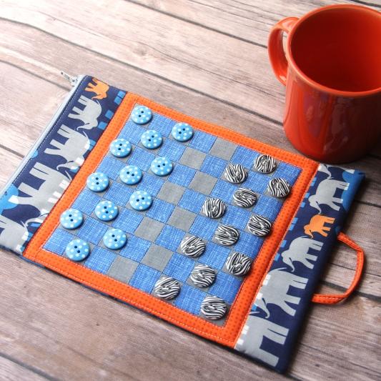 Game Board Mug Mat from Crafty Staci