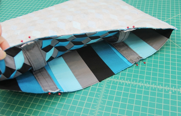 Placing straps