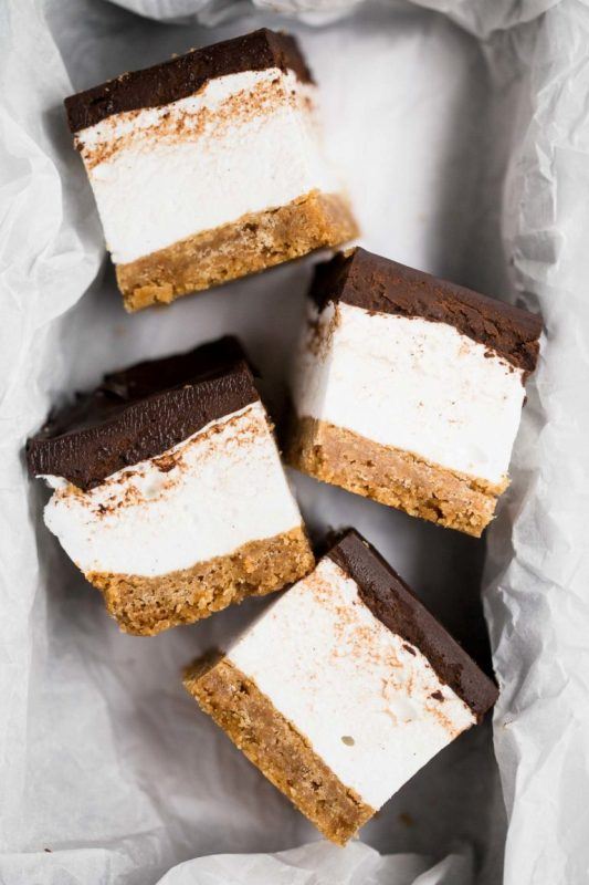 S'mores Bars from Plays Well With Butter
